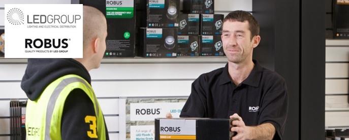 logistics software, warehouse management software, wms software, wms logistics software, led group robus retail