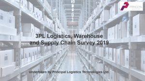 3PL Logistics | Warehouse | Supply Chain | Business Survey 2019
