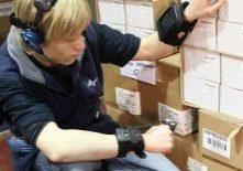 Warehouse Management Software WMS 3PL Logistics Supply Chain Inventory UK Ireland Honeywell Vocollect